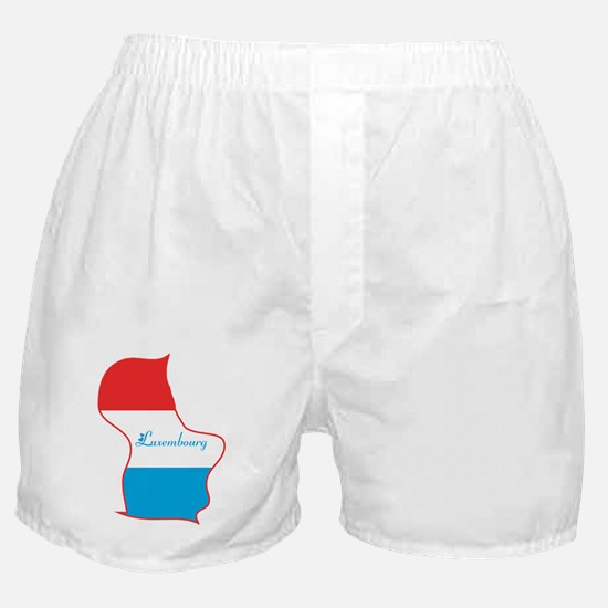 Cool Luxembourg Boxer Shorts