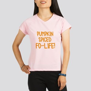 Pumpkin Spiced For Life Performance Dry T-Shirt