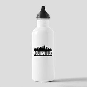 Louisville Kentucky Skyline Water Bottle