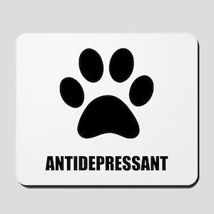 Antidepressant Pet Mousepad
