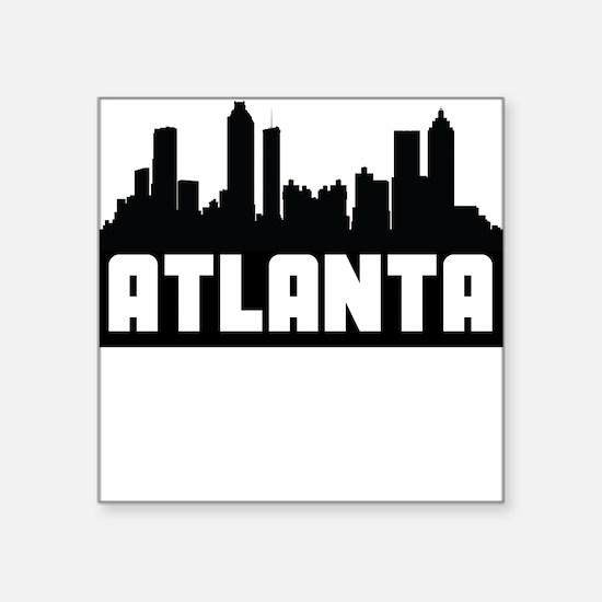 Atlanta Georgia Skyline Sticker