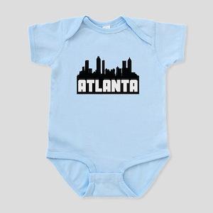 Atlanta Georgia Skyline Body Suit