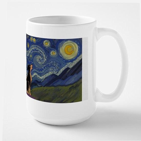 Starry ES Black&Tan Mugs