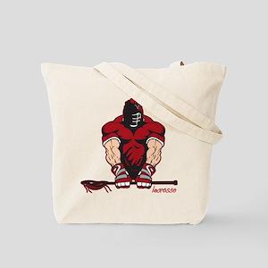 Ultimate Lacrosse Tote Bag