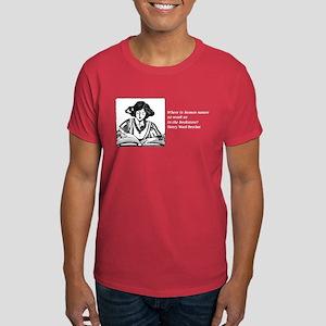Weak in the Bookstore Dark T-Shirt