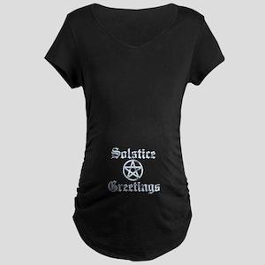Solstice Maternity Dark T-Shirt