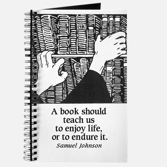 Books, Enjoy or Endure Journal