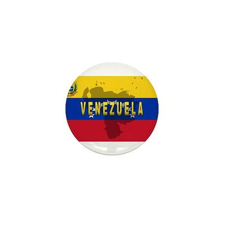 Venezuela Flag Extra Mini Button (10 pack)