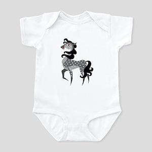 Spotted Pony Infant Bodysuit