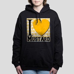 I Love Mustard Sweatshirt