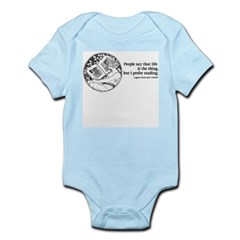 Prefer Reading Infant Bodysuit