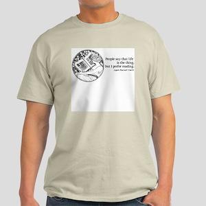 Prefer Reading Light T-Shirt