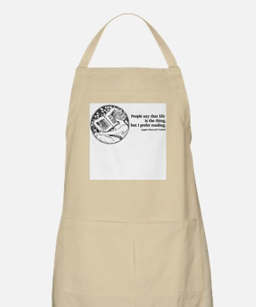 Prefer Reading BBQ Apron
