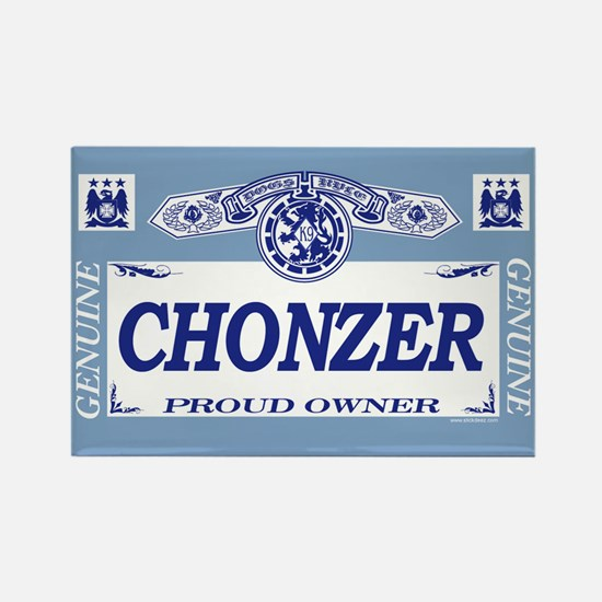 CHONZER Rectangle Magnet