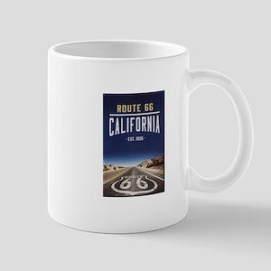 California Route 66 Mugs
