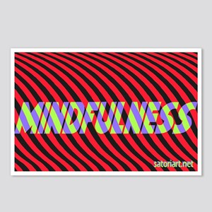 Mindfulness (rgb) Postcards (Package of 8)