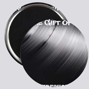 Give The Gift Of Vinyl Magnets