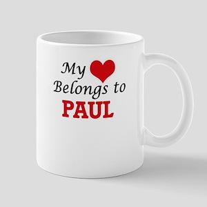 My heart belongs to Paul Mugs