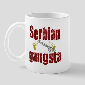 Serbian Gangster Mug