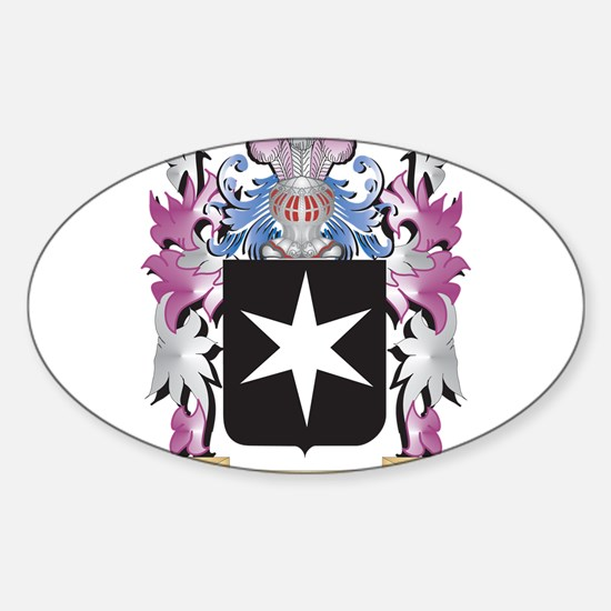 Madrid Coat of Arms - Family Crest Decal
