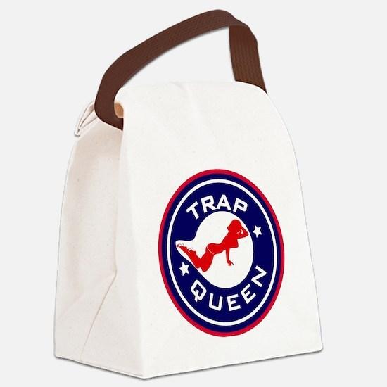 Funny Wap Canvas Lunch Bag