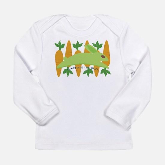 Gwennie The Bun Carrots Long Sleeve T-Shirt