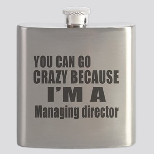 I Am Managing director Flask