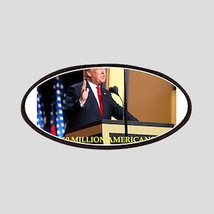 Donald Trump joke Patch
