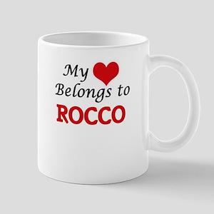 My heart belongs to Rocco Mugs