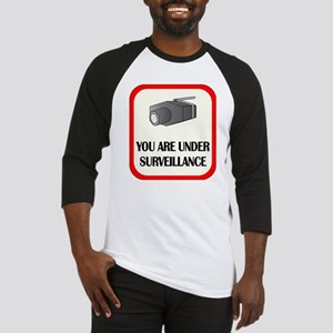 You Are Under Surveillance Baseball Jersey