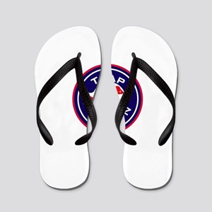 Trap Queen Apparel Flip Flops