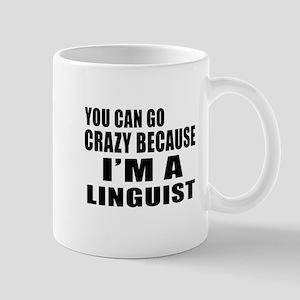 I Am Linguist Mug