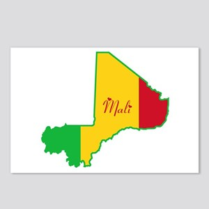 Cool Mali Postcards (Package of 8)