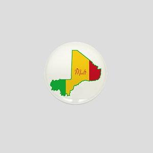 Cool Mali Mini Button