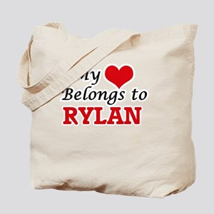 My heart belongs to Rylan Tote Bag