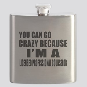 I Am Licensed Profesional Counsler Flask