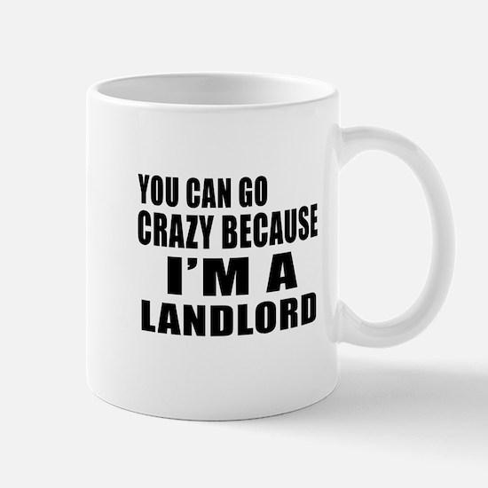 I Am Landlord Mug