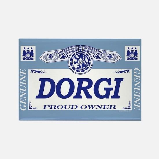 DORGI Rectangle Magnet