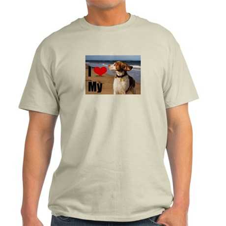 Wind In My Face Light T-Shirt