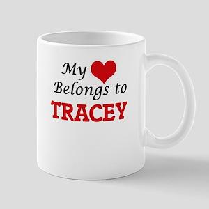 My heart belongs to Tracey Mugs