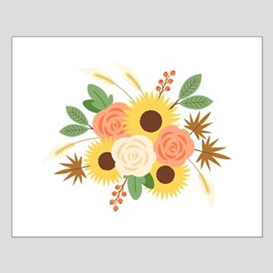 Fall Harvest Bouquet Posters