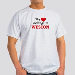 My heart belongs to Weston T-Shirt