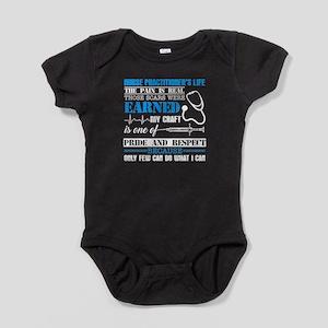 Nurse Practitioner's Life Baby Bodysuit