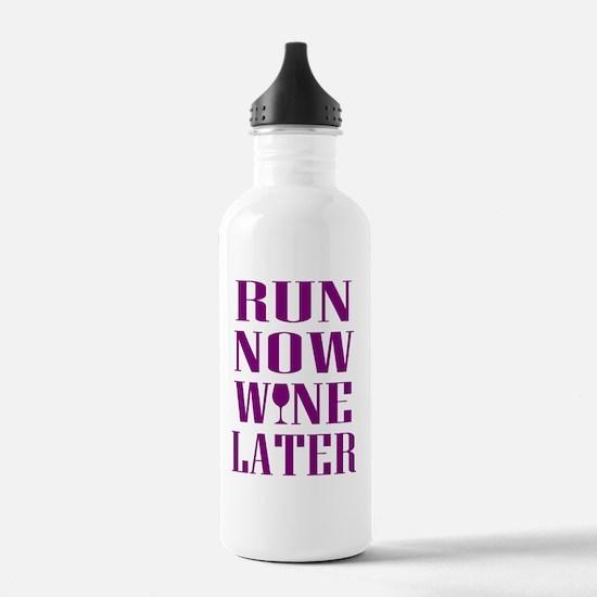Cute Trail runners Water Bottle