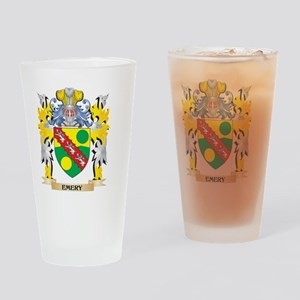 Emery Coat of Arms - Family Crest Drinking Glass