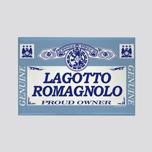 LAGOTTO ROMAGNOLO Rectangle Magnet