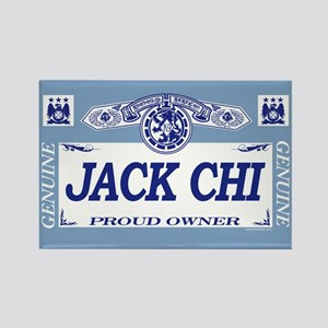 JACK CHI Rectangle Magnet