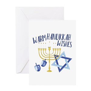 Star of david greeting cards cafepress m4hsunfo