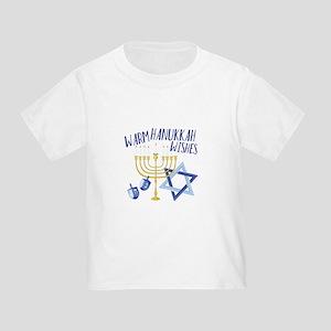 Hanukkah Wishes T-Shirt