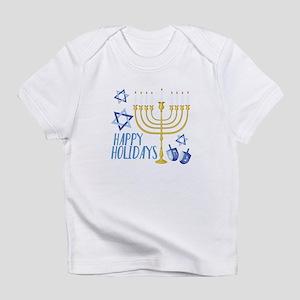 Happy Holidays Infant T-Shirt